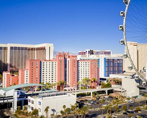 Hilton Grand Vacations at the Flamingo
